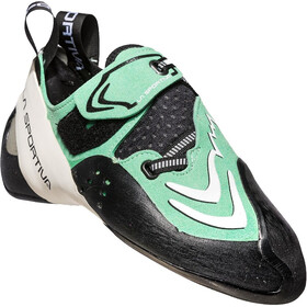 La Sportiva Futura Climbing Shoes Dame jade green/white